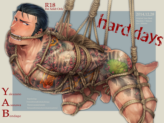 [hard days] の【YAB】