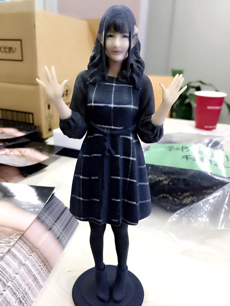 彩乃ななフィギュア001