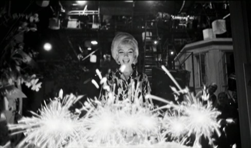 マリリン・モンロー36歳の誕生会