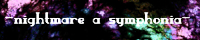 赤海での悪夢の交響曲-nightmare a symphonia-