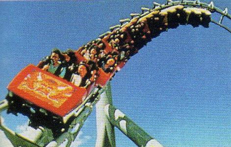 香港・オーシャンパークと集古村【1992年10月)-1