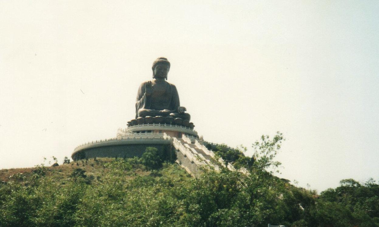 香港・ランタオ島②(1992年10月)-1