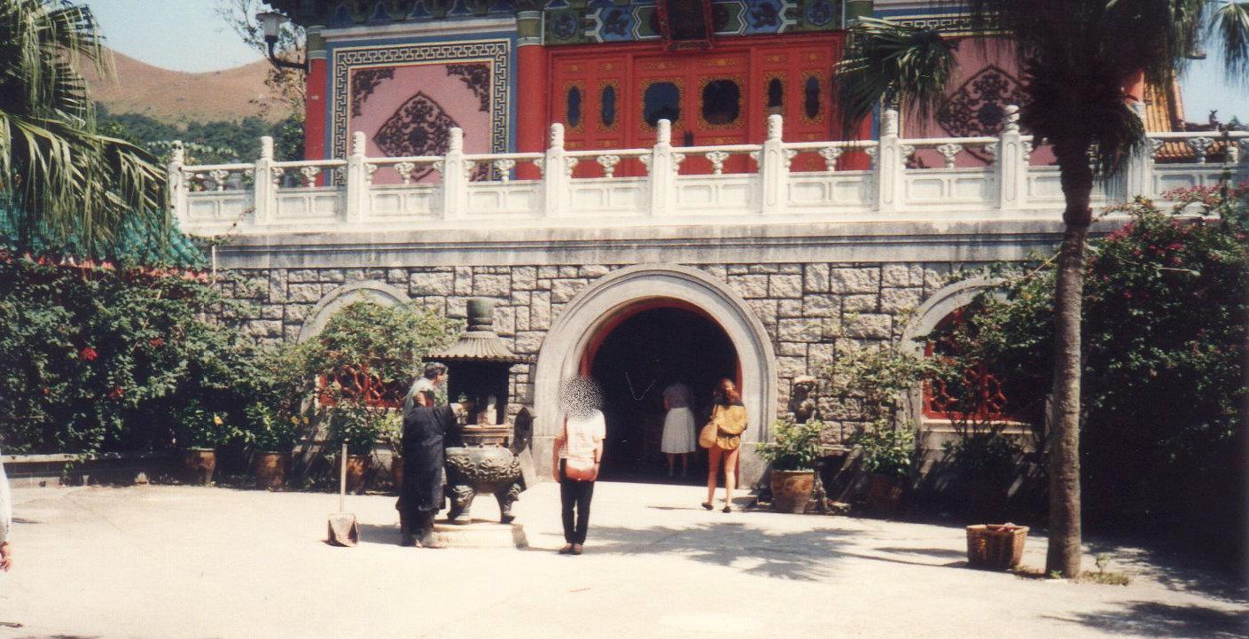 香港・ランタオ島④(1992年10月)-1