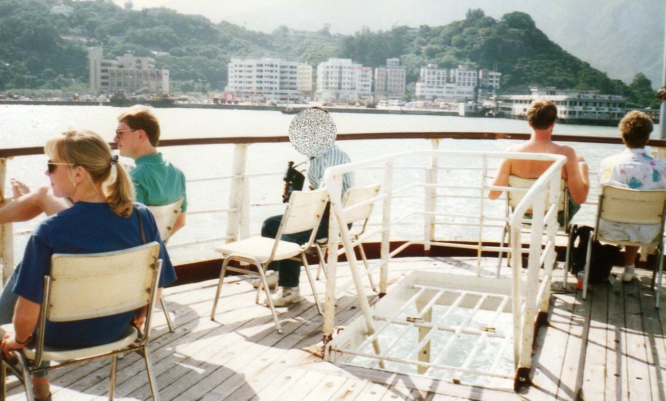 香港・ランタオ島⑭(1992年10月)-1