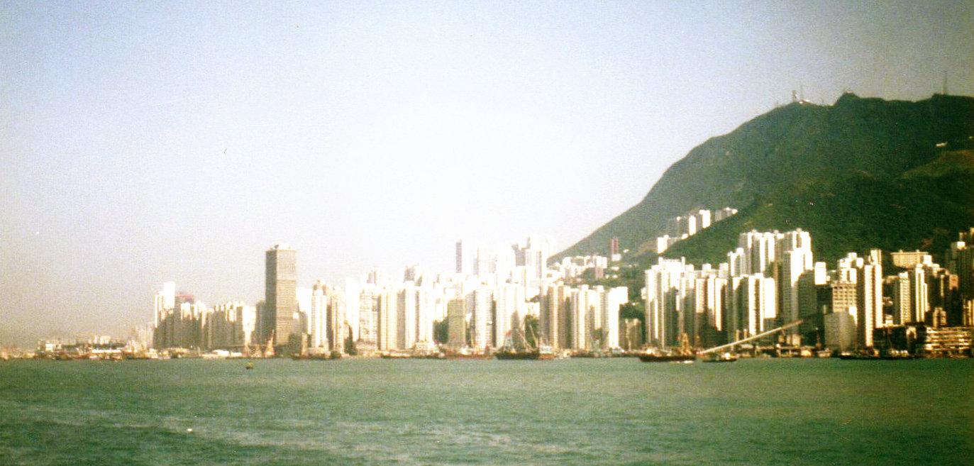 香港・ランタオ島⑰(1992年10月)-1