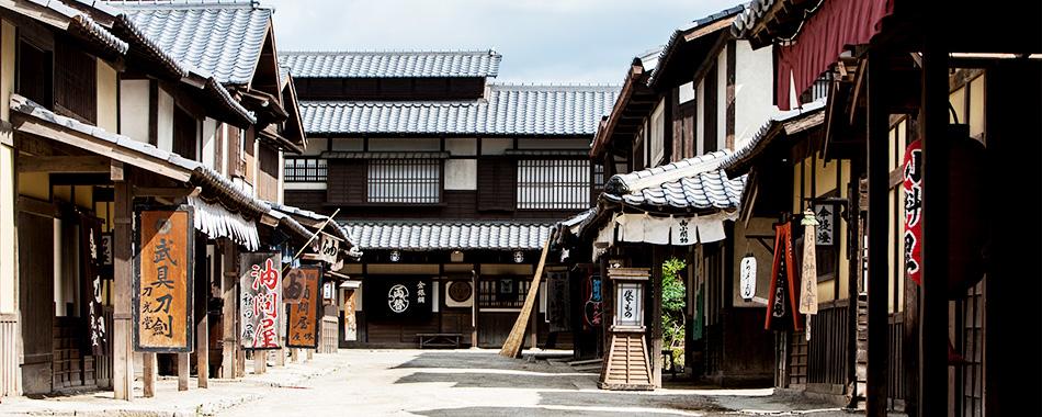 京都太秦映画村④(オープンセット)
