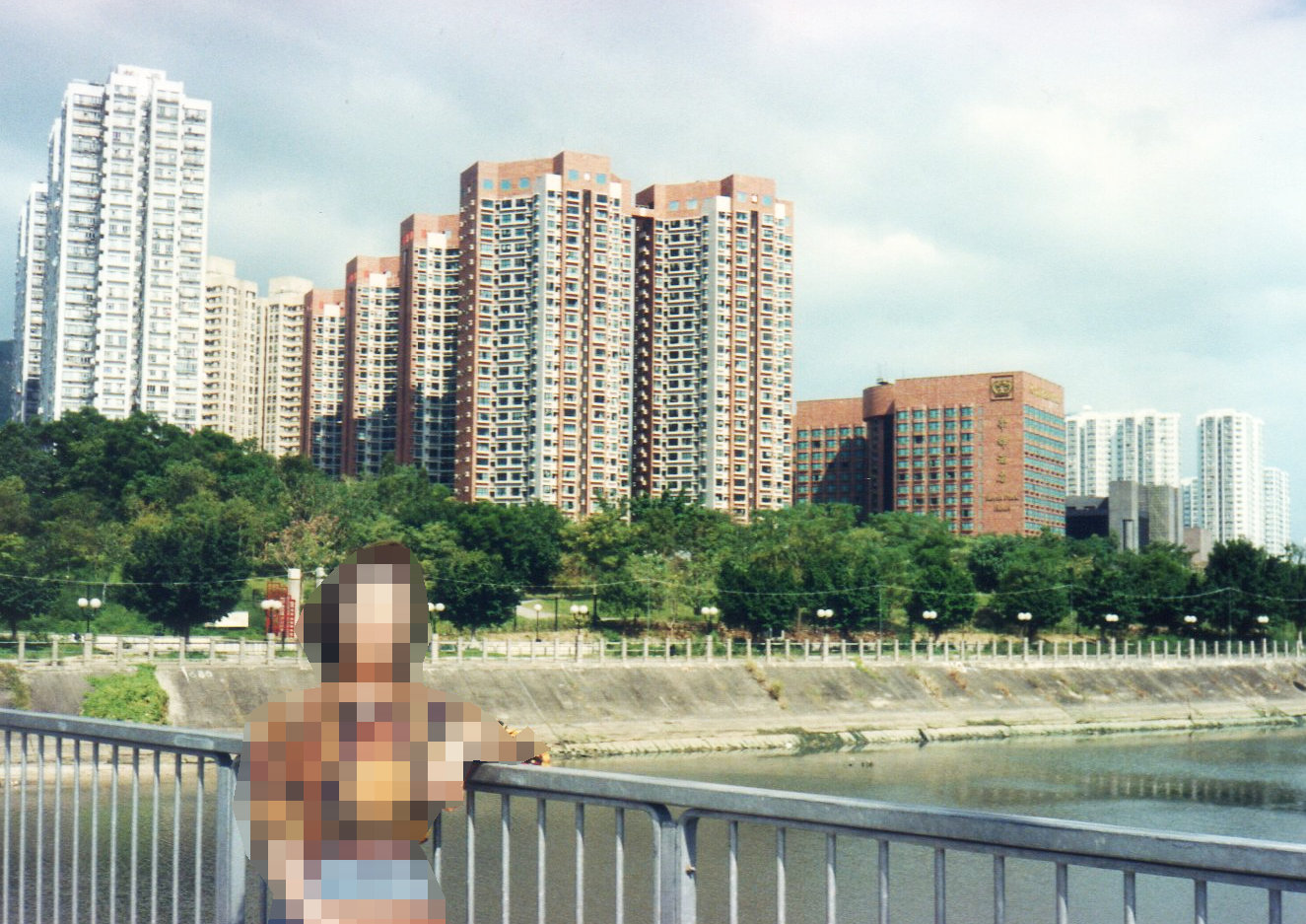 香港・6度目(1993年8月~)③115(沙田11月)-1