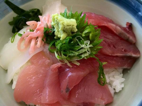 海鮮丼-001
