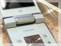 ガラホ生活 by au AQUOS K(SHF31)