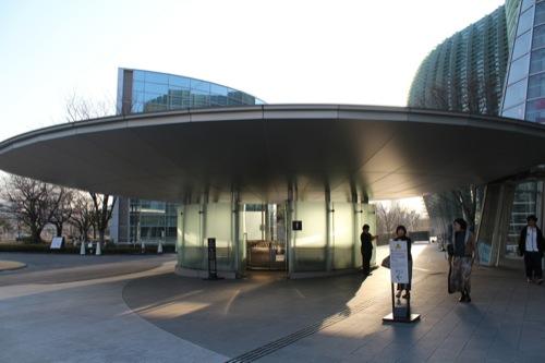0009:国立新美術館 外観②