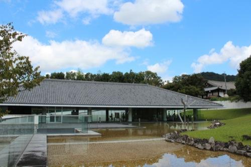 0012:奈良市写真美術館 外観①