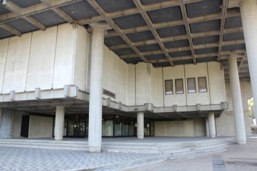 0013:佐賀県立博物館 外観①