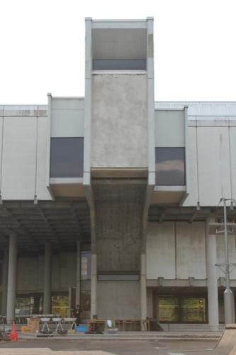 0013:佐賀県立博物館 外観②