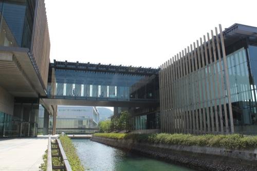 0014:長崎県美術館 外観①