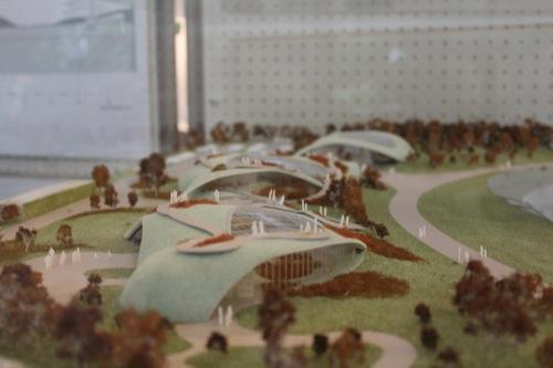 0015:ぐりんぐりん 展示模型