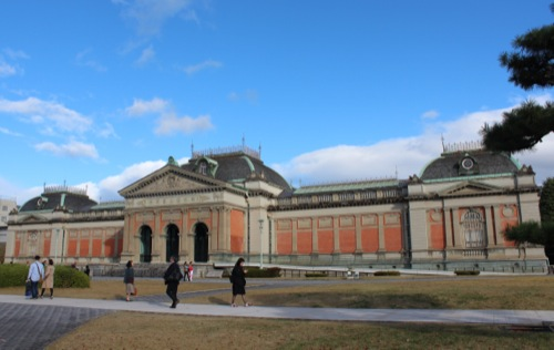 0017:京都国立博物館 明治古都館外観
