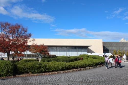 0017:京都国立博物館 平成知新館外観