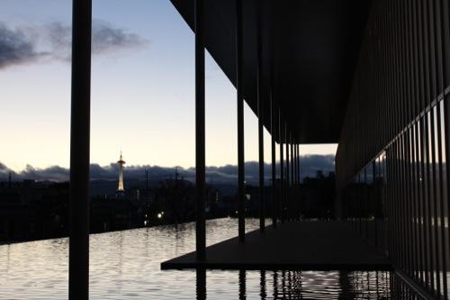 0017:京都国立博物館 京都タワーと