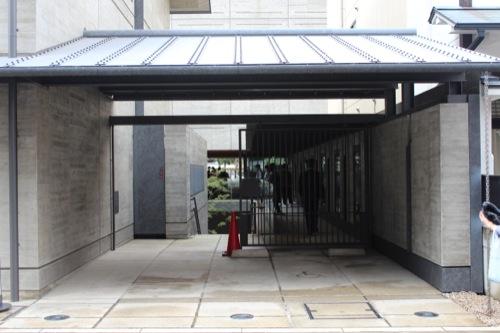 0018:龍谷ミュージアム 油小路通り入口