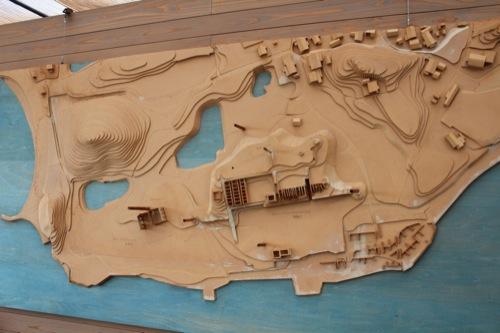 0023:犬島製錬所美術館 模型