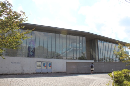 0024:尾道市立美術館 新館外観