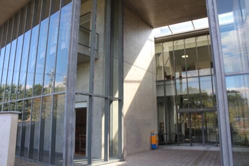 0024:尾道市立美術館 玄関