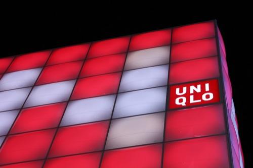 0026:UNIQLO 心斎橋店 メイン