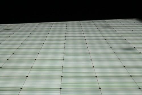 0027:La Porte心斎橋 ガラスファサード