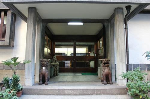 0028:日本工芸館 入口