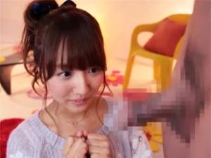 【三上悠亜】祝!復活!国民的アイドルグループのグラビアプリンセスがフェラチオしまくり3Pセックス!