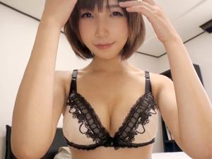 【大橋優子】スレンダー美乳の23歳ビール売りの雪子ちゃんがバイブとチンポでイキまくっちゃってます!