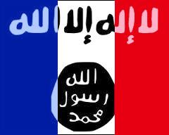 イスラム国旗0