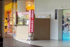 ビーチウォーク ショッピングセンター内の画像