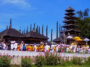 ブラタン寺院5の画像