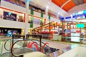 ディスカバリーショッピングモール内の画像
