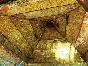スマラプラ宮殿の天井画の画像1