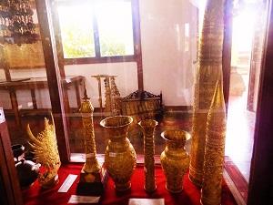 スマラプラ博物館の黄金の展示物の画像2