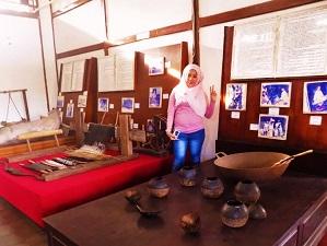 スマラプラ博物館とドラの画像