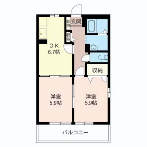 メディオ 2号室