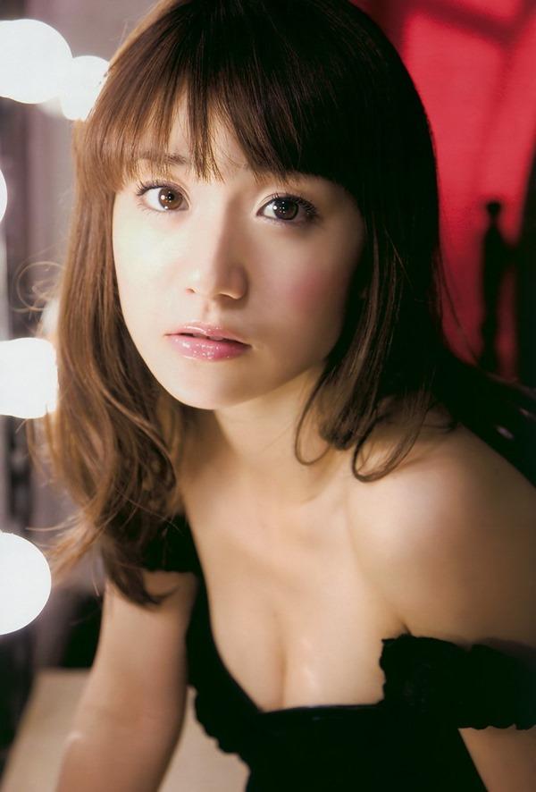 大島優子の抜ける13
