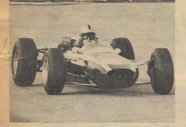 Cooper T80_1966 Test