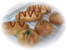 151113 調理パン