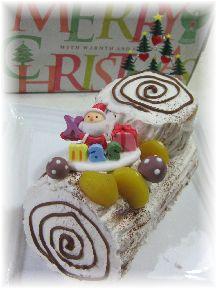 151117 Myクリスマスケーキ
