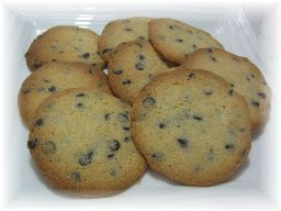 151120 チョコチップクッキー