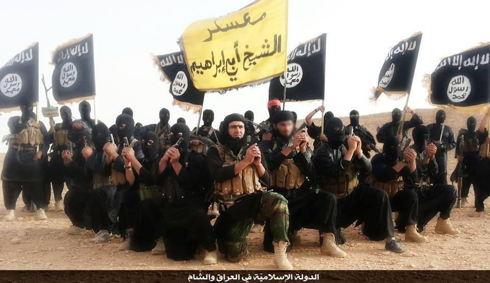 イスラム国IS