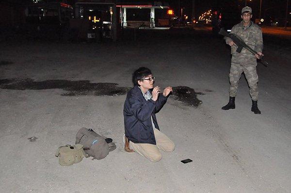 シリア邦人拘束IS目的