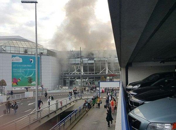 ベルギー爆発