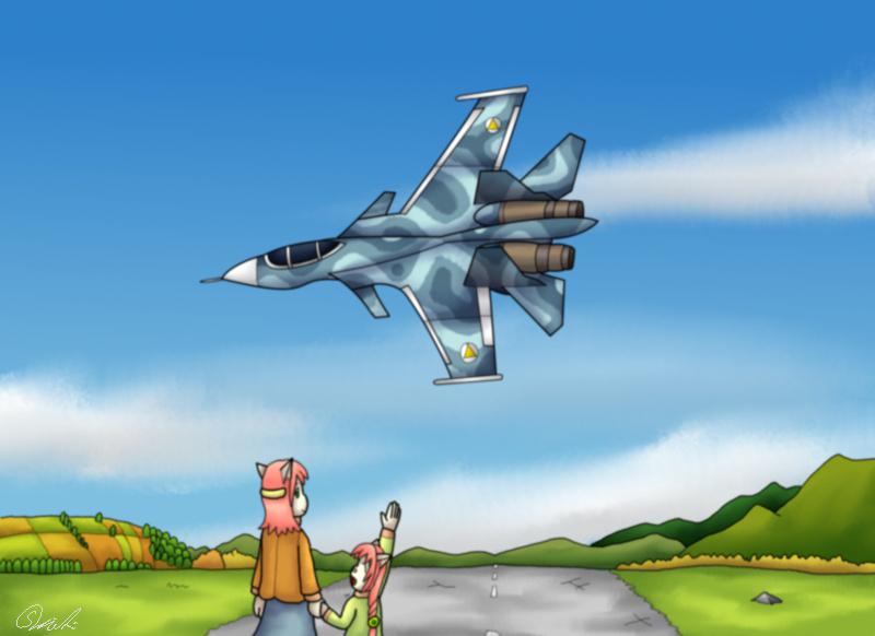 Su-33 150927