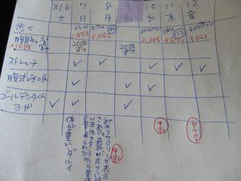 おしゃれOL計画ブログ-8/12pj