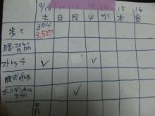 $おしゃれOL計画ブログ-9/16pj